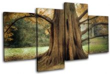Ancient Old Tree Landscapes - 13-1813(00B)-MP04-LO